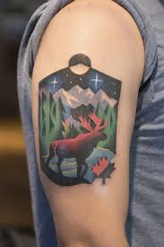 Moose Tattoo Meaning 47