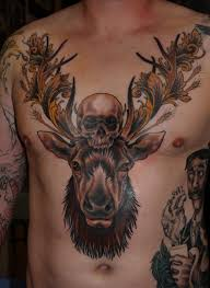 Moose Tattoo Meaning 48