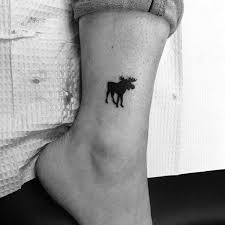 Moose Tattoo Meaning 8