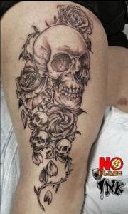 Morgan May Tattoo Artist 1