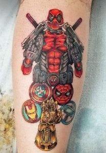 Morgan May Tattoo Artist
