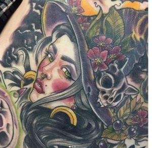 Nicole May Tattoo Artist 1