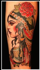 Old School Tattoo Meaning 1