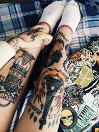 Old School Tattoo Meaning 6