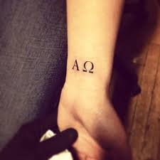 Omega Tattoo Meaning 15