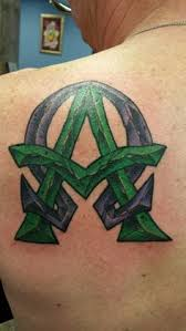 Omega Tattoo Meaning 16