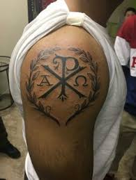 Omega Tattoo Meaning 18