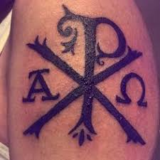 Omega Tattoo Meaning 24