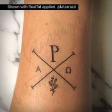 Omega Tattoo Meaning 25