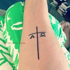 Omega Tattoo Meaning 3