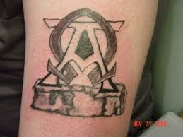 Omega Tattoo Meaning 35