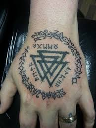 Omega Tattoo Meaning 4