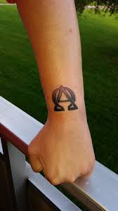 Omega Tattoo Meaning 40
