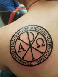Omega Tattoo Meaning 43