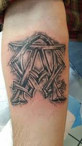 Omega Tattoo Meaning 6