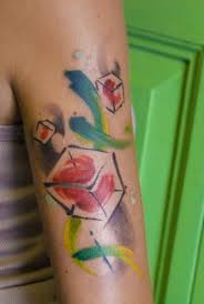 Square Tattoo Meaning 14