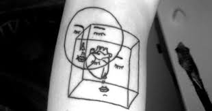 Square Tattoo Meaning 3
