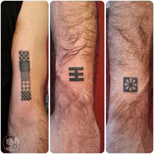 Square Tattoo Meaning 40