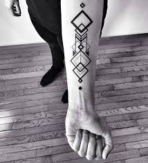 Square Tattoo Meaning 47