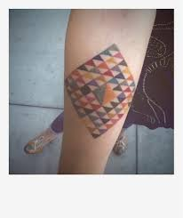 Square Tattoo Meaning 6
