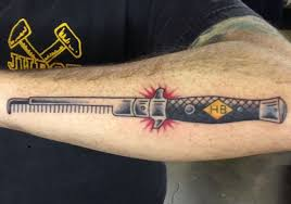 Switchblade Tattoo Meaning 20