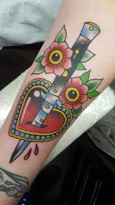 Switchblade Tattoo Meaning 5