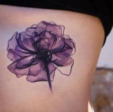 Violet Flower Tattoo Meaning 2