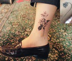 Violet Flower Tattoo Meaning 40