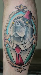 Walrus Tattoo Meaning 10