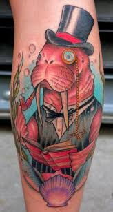 Walrus Tattoo Meaning 18