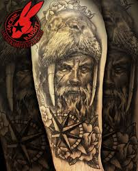 Walrus Tattoo Meaning 19
