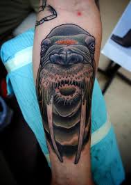 Walrus Tattoo Meaning 21