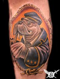 Walrus Tattoo Meaning 25