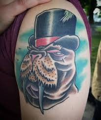 Walrus Tattoo Meaning 27