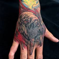 Walrus Tattoo Meaning 28