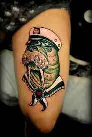 Walrus Tattoo Meaning 3