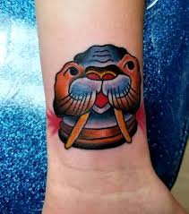 Walrus Tattoo Meaning 37