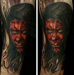 Angel Cruz Tattoo Artist 7