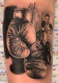Boxing Glove Tattoo Meaning 11