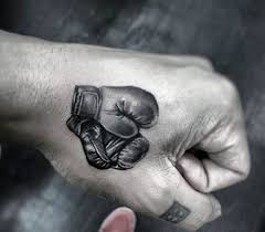 Boxing Glove Tattoo Meaning 16