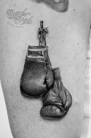 Boxing Glove Tattoo Meaning 35