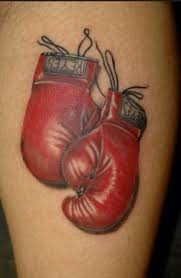 Boxing Glove Tattoo Meaning 40