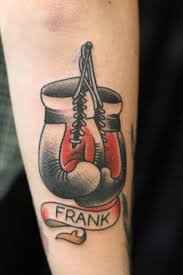 Boxing Glove Tattoo Meaning 46