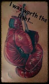 Boxing Glove Tattoo Meaning 7