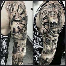 Cemetery Tattoo Meaning 14