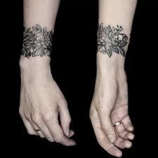 Cuff Tattoo Meaning 10