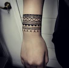Cuff Tattoo Meaning 21