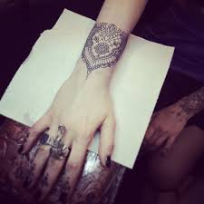 Cuff Tattoo Meaning 26