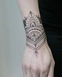 Cuff Tattoo Meaning 34