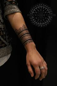 Cuff Tattoo Meaning 35